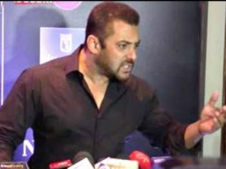 Salman Khan Fumes At Reporter Asks Him Be In Limit