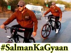 Salman Khan Again Becomes The Butt Of All Jokes