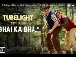 Salman Khan Movie Tubelight Making Video See The Bonding Of Salman And Sohail