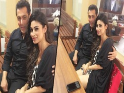 Mouni Roy Was About Kiss Salman Khan