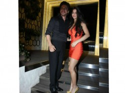 Shahrukh Khan Spotted With Daughter Suhana