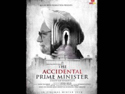 The Accidental Prime Minister Based On Former Pm Manmohan Singh First Look Out