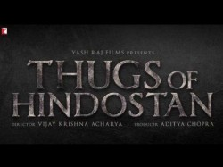 Thugs Of Hindostaan Shooting Stalled