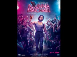 Tiger Shroff Starrer Munna Michael First Look Out