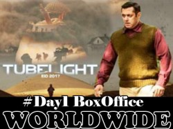 Tubelight Uae Box Office Report Day 1 Friday Opening Collection Report