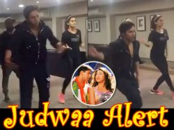 Varun Dhawan Burn Iifa Stage With Tan Tana Tan Oonchi Hai Building