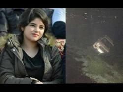 Dangal Actress Zaira Wasim Meets With Terrible Car Accident In Srinagar