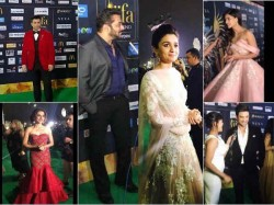 Iifa 2017 Bollywood Celebrities Green Carpet Pics