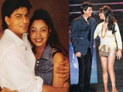 Shahrukh Khan On His Wedding Night Gauri S Miscarriages And First Party At Mannat