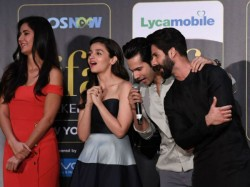 Shahid Kapoor At Iifa 2017 What Will Varun Dhawan Do If I Will Don Lover Boy Avatar
