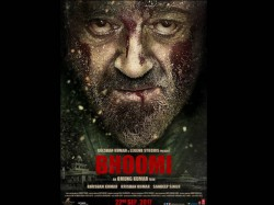 First Poster Of Sanjay Dutt S Bhoomi Is Out