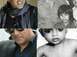 Bollywood Stars Childhood Rare Pictures