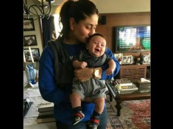 Saif Ali Khan Will Take Care Taimur When I Will Be On Shoot Says Kareena Kapoor