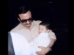 Saif Ali Khan Kareena Kapoor Take Off On A Holiday With Baby Taimur