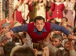 Salman Khan S Presence The Film Tubelight Saved It An Extent