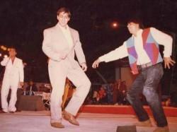 Shahrukh Khan Shares His First Meeting With Salman Khan