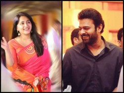 Prabhas Anushka Shetty Attend Shyam Prasad Reddy Daughter Wedding See Pictures