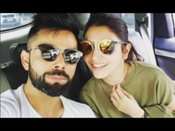 Virat Kohli Shares Pics With His Love Anushka Sharma