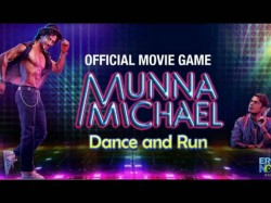 Tiger Shroff Munna Michael Now Have Its Official Game