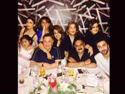 Neetu Kapoor Birthday Celebration Pics