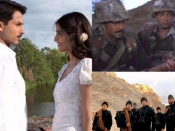 Bollywood Movies Based On Lives Indian Soldiers Kargil Vijay Diwas Special