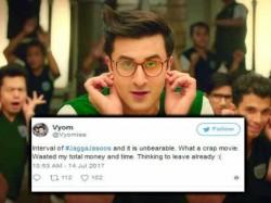 Ranbir Kapoor Katrina Kaif Jagga Jasoos Twitter Negative Reaction