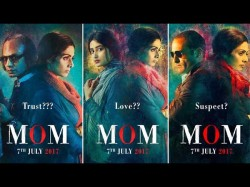 Mom Weekend Box Office Collections