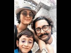 Aamir Takes Break From Thugs Of Hindostan To Go On Holiday With Family