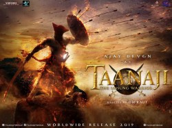 Ajay Devgn Announces His Upcoming Film Taanaji The Unsung Warrior