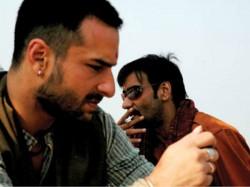 Saif Ali Khan Takes Dig At Ajay Devgn Over Shivaay Ae Dil Hai Mushkil Controversy