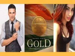 Mouni Roy Begins Shooting Akshay Kumar Film Gold