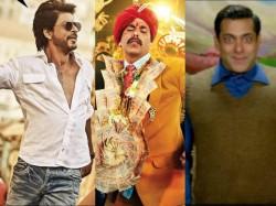 Salman Khan Vs Shahrukh Khan Vs Akshay Kumar Box Office 2017