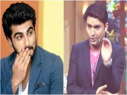 Arjun Kapoor Slams Reports Kapil Sharma Keeping Him Waiting