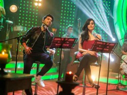 Armaan Malik Jonita Gandhi S T Series Mixtape Performance Is Taking Over The Internet