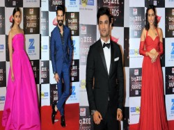 Big Zee Entertainment Awards 2017 Shahid Kapoor Alia Bhatt Win