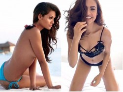 Actress Esha Gupta Shared Bold Video On Her Social Account