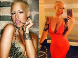 Actress Amber Rose Revealed She Got Intimate With Many Men