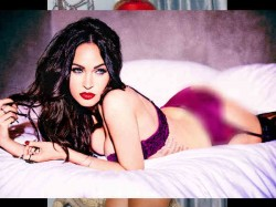 Actress Megan Fox Made Come Back With Bold Pictures