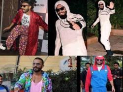 Ranveer Singh Is Most Confident Actor In Any Look