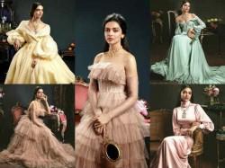Deepika Padukone Latest Photoshoot She Looks Like Queen