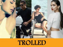 Bollywood Celebrities Got Trolled In First Half Of