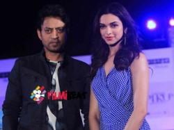 Deepika Padukone Irrfan Khan S Next Release