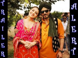 Shahrukh Khan Anushka Sharma Jab Harry Met Sejal Trailer Tomorrow