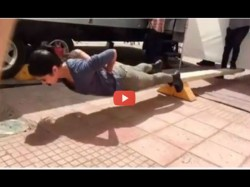 Katrina Kaif Pulls Off The Push Up Stunt In Latest Instagram Video