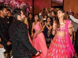 Kriti Sanon Ayushmann Khurrana Gatecrash Wedding Promote Bareilly Ki Barfi