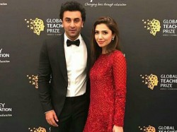 Mahira Khan Kickass Reply On Link Up Rumor With Ranbir Kapoor