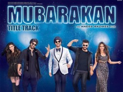 Mubarakan Occupancy Report At The Box Office