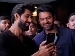 Baahubali Stars Prabhas And Rana Daggubati Spotted Together See Pics