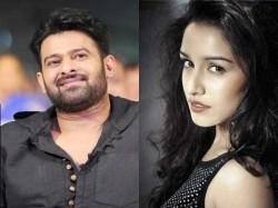 Shraddha Kapoor Got A New Nickname For Baahubali Prabhas