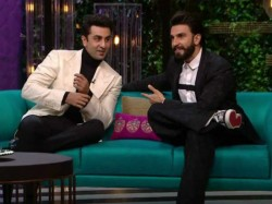 I Am Tired Of Koffee With Karan I Was Forced This Season Says Says Ranbir Kapoor